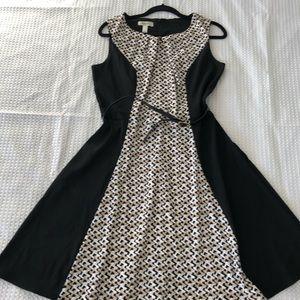 A-Line dress by Dressbarn